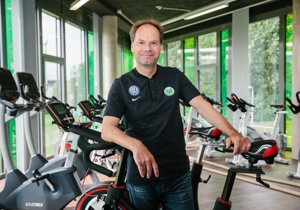 Heiko Wehe, Leiter der neuen Gesundheitseinrichtung VfL Wolfsburg .med. Foto: regios24/Anja Weber