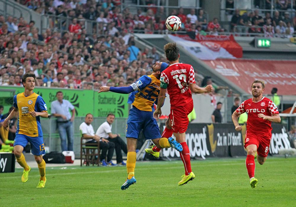 Am Montagabend beginnt für Eintracht Braunschweig die Saison. Foto: Frank Vollmer
