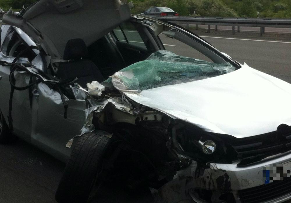 Am Freitag starben zwei Frauen auf der A2. Foto: aktuell24 (BM)