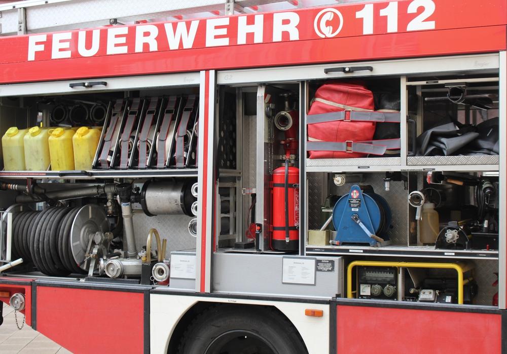Dem schnellen Eingreifen der Feuerwehr ist es zu verdanken, dass der Schaden in Grenzen gehalten werden konnte. Symbolfoto: Jonas Walter