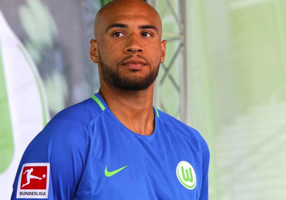 Hat große Ambitionen mit dem VfL Wolfsburg: John Anthony Brooks. Foto: Frank Vollmer