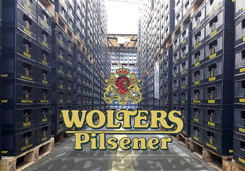 Das Wolters Pilsener im typischen 30er Kasten ist seit mehr als 60 Jahren erfolgreich am Markt.