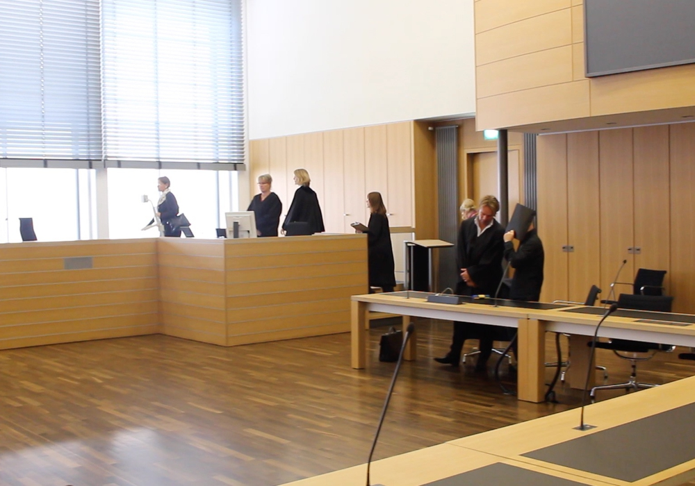 Der Unfallfahrer wurde zu einer Haftstrafe von einem Jahr und zehn Monaten auf Bewährung verurteilt. Foto: Jan Borner