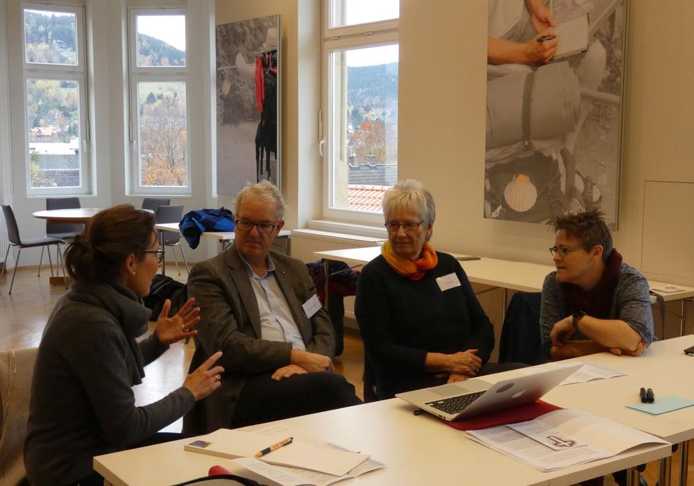 Fachtagung zum Thema Migration und Kirche. Fotos: Julia Bielefeldt