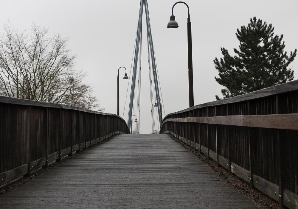 Auch sieben Gutachten konnten die Brücke nicht retten. Foto: Archiv