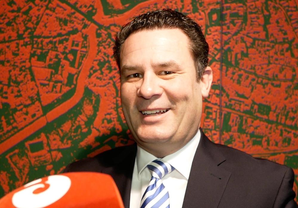Gifhorns Bürgermeister Matthias Nerlich. (Archivbild)