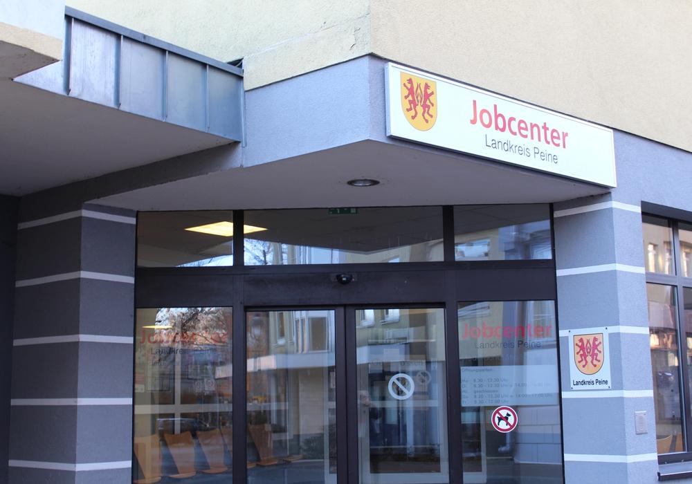 Das Peiner Jobcenter Foto: Frederick Becker