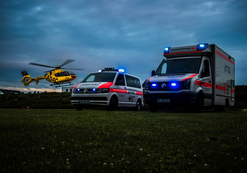 Am Samstag, 8. September, feiert der DRK-Kreisverband Wolfenbüttel e.V seinen Rettungsdienst mit einem Tag der offenen Tür. Foto: Christoph Schattenberg