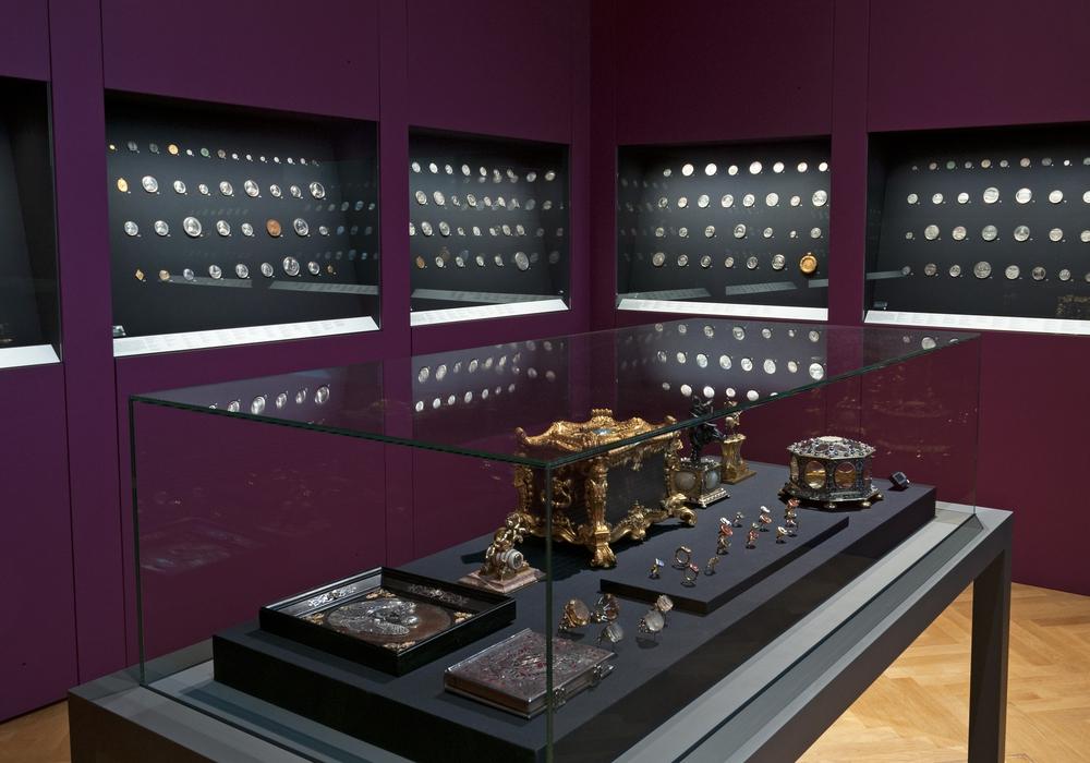 Die Schatzkammer. Foto: C. Cordes, Herzog Anton Ulrich-Museum