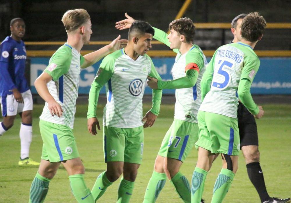 Knappe Niederlage für die Reserve des VfL Wolfsburg. Foto: VfL Wolfsburg/Archiv