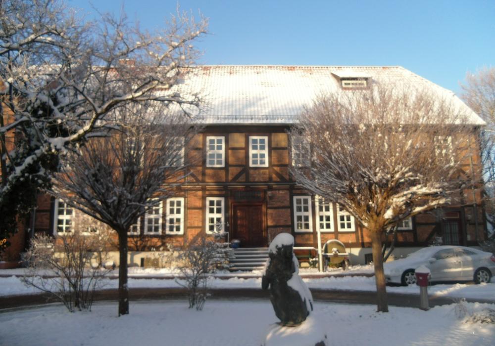 Das Heimatmuseum Hornburg informiert über die Veranstaltungen, die in diesem Jahr geplant sind. Foto: Privat