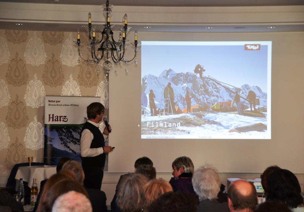 Der Harz soll als Drehort etabliert werden. Foto: Johannes Koeck