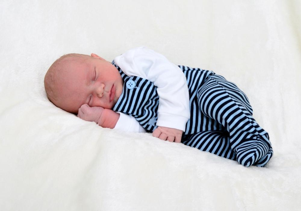 Willkommen, Tim Henry Langnickel. Foto: babysmile24.de