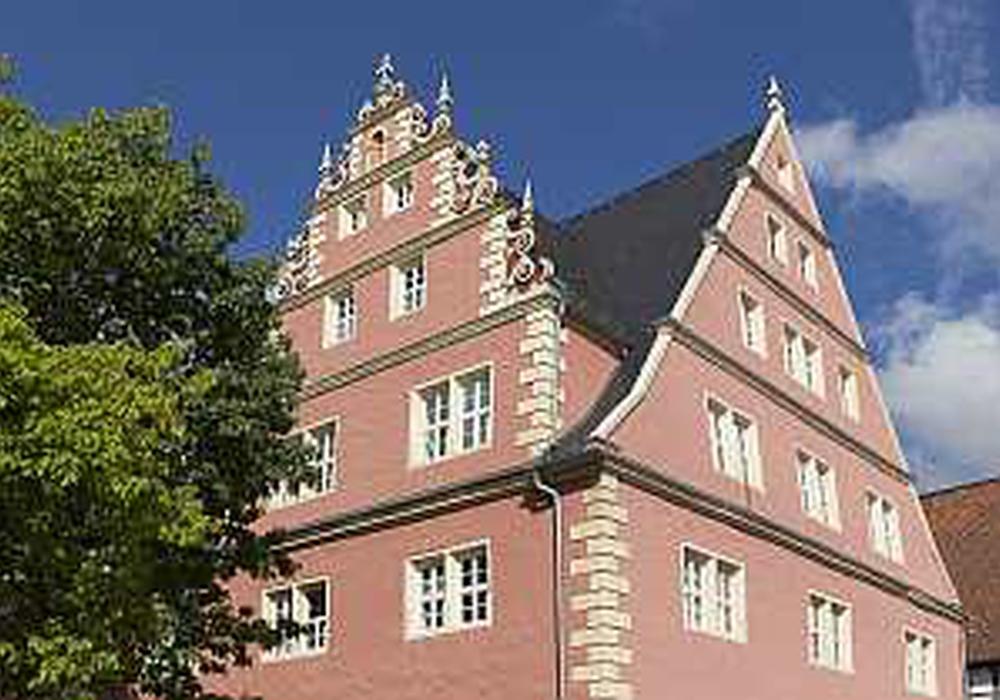 Das Zeughaus der Herzog August-Bibliothek. Foto: Archiv/HAB