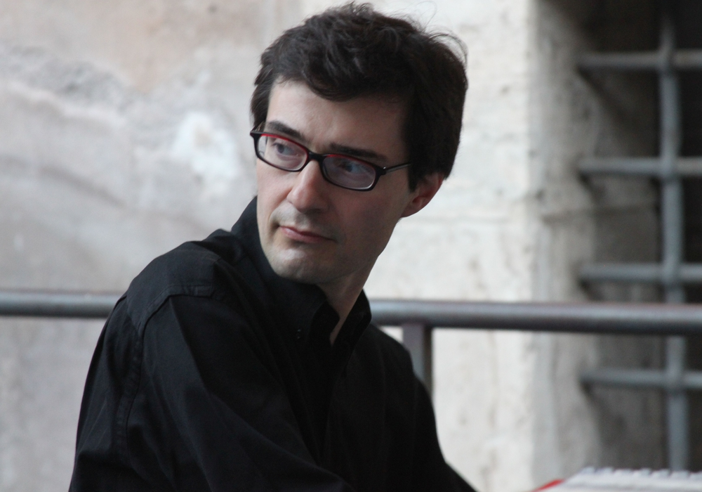 Michele D'Ambrosio präsentiert expressive Vorträge von Respighi und Brahms. Foto: TonArt e.V.