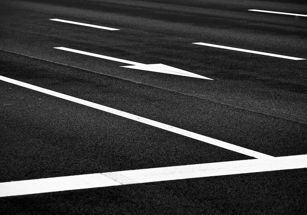 Beim Fahrstreifenwechsel kam es zum Zusammenstoß. Symbolfoto: Pixabay