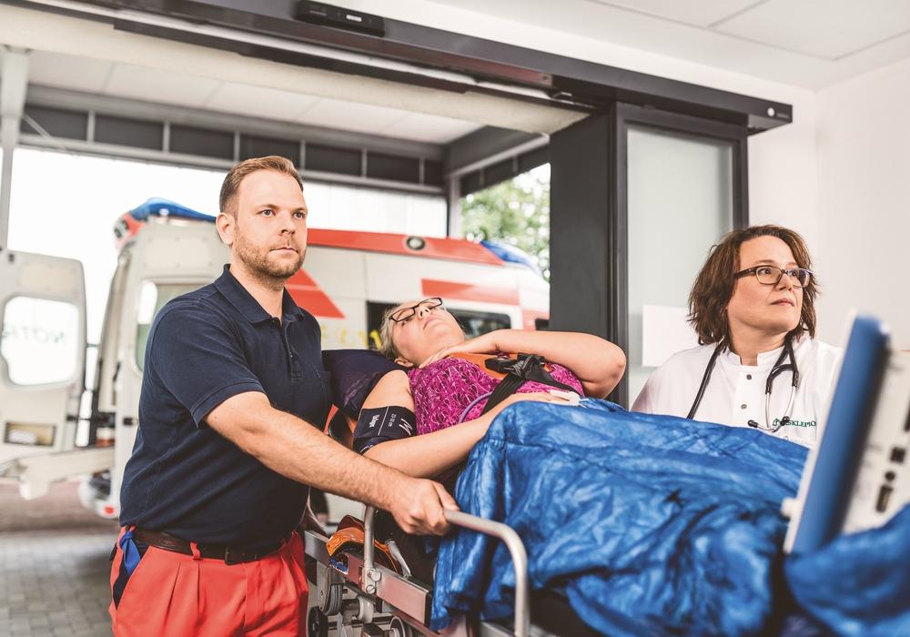 In Deutschland bekommen nach Expertenschätzungen pro Jahr etwa 280.000 Menschen einen Herzinfarkt. Symbolfoto: Asklepios Harzklinik Goslar