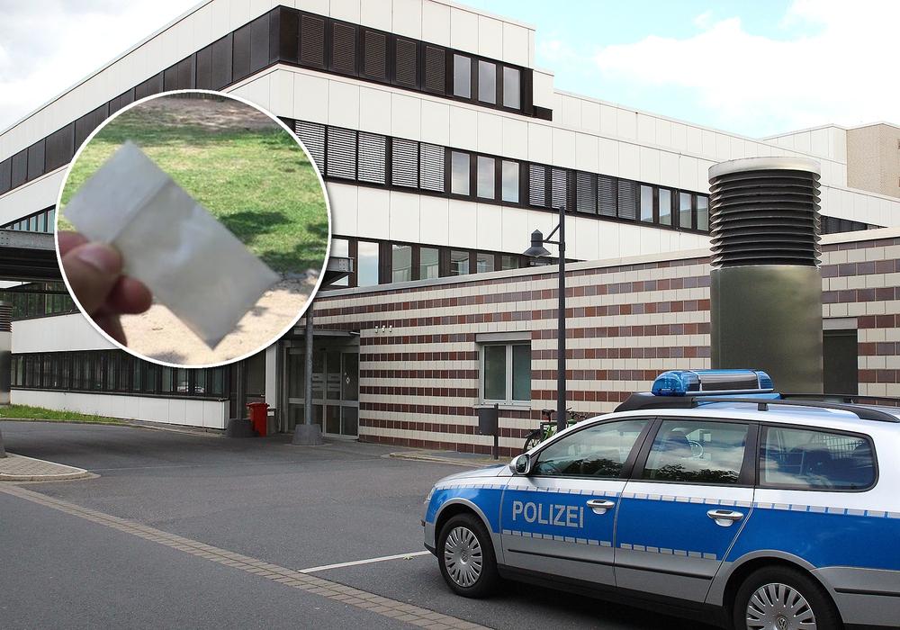 Am Wochenende fand ein Vater ein Päckchen mit weißem Pulver auf einem Spielplatz in Braunschweig. Das Klinikum Wolfenbüttel klärt auf Anfrage von regionalHeute.de über die Risiken eines möglichen Drogenkonsums bei Kindern auf. Foto: Privat/Archiv
