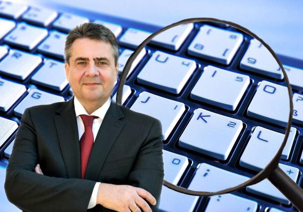 Sigmar Gabriel will sich zur Veröffentlichung seiner Daten im Netz nicht äußern. Foto: Pixabay/Gabriel