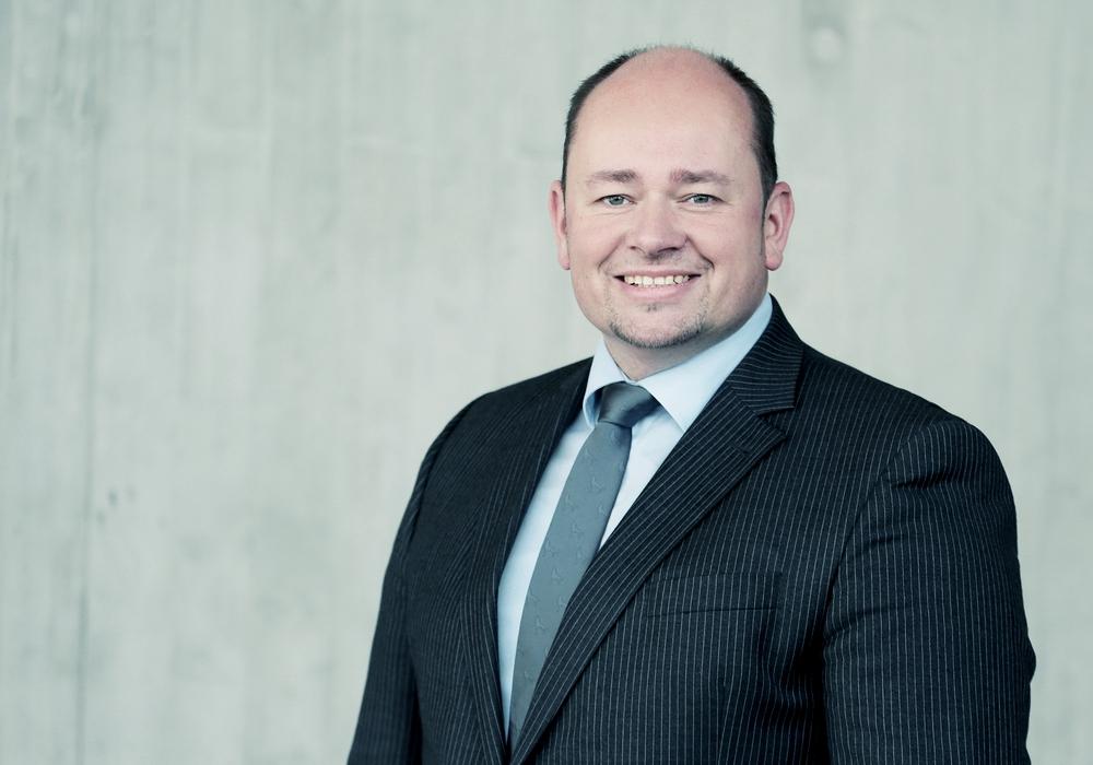 Holger Stoye, Geschäftsführer der Wolfsburg Wirtschaft und Marketing GmbH, wird wahrscheinlich zum 1. März 2018 nach Herme wechseln. Foto: WMG Wolfsburg