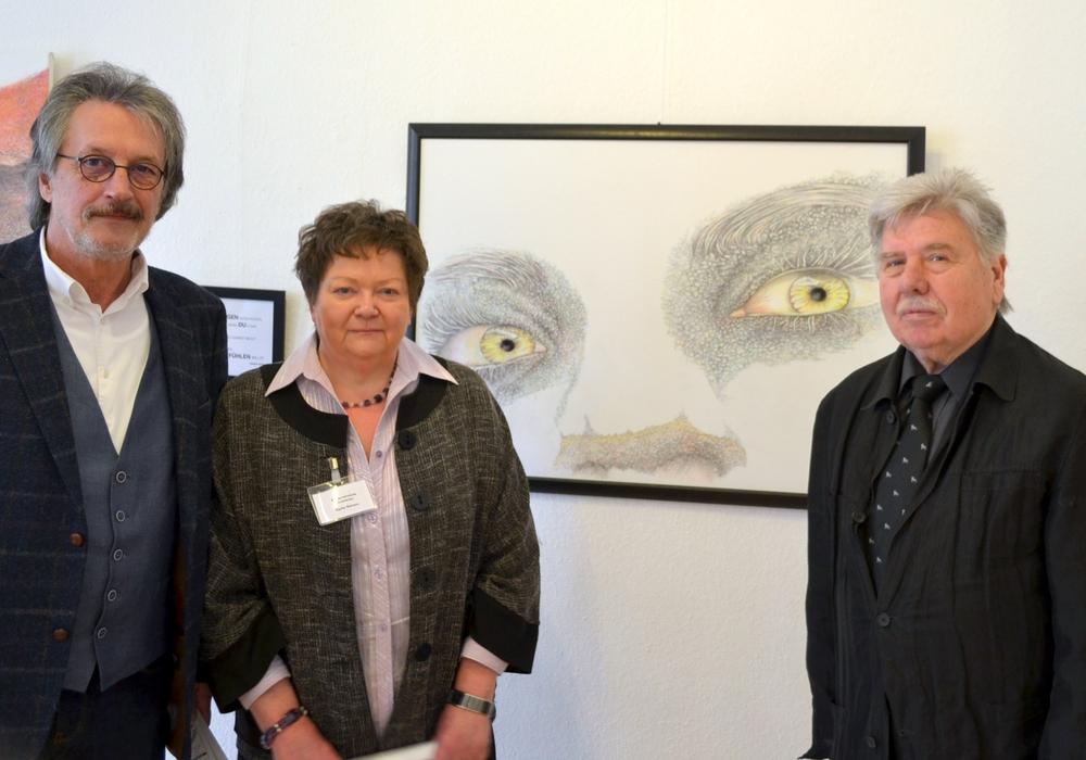Im Hornburger Museum wir die Ausstellung Augen-Blicke gezeigt. Foto: Museum Hornburg