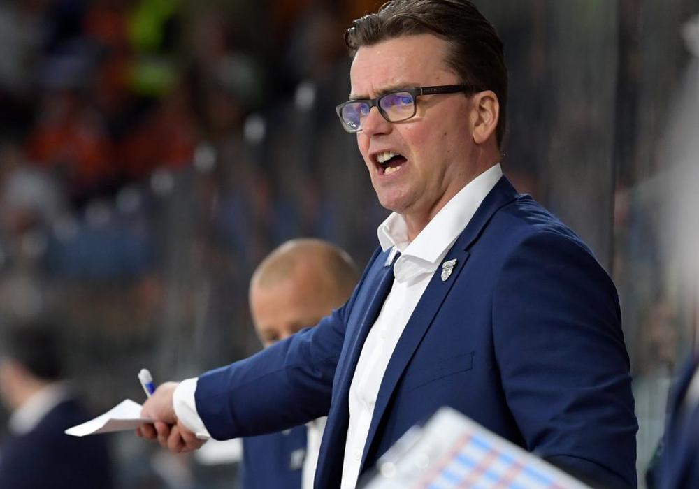 Pekka Tirkkonen konnte nicht an die Erfolge seines Vorgängers anknüpfen. Foto: Grizzlys Wolfsburg / City-Press GmbH
