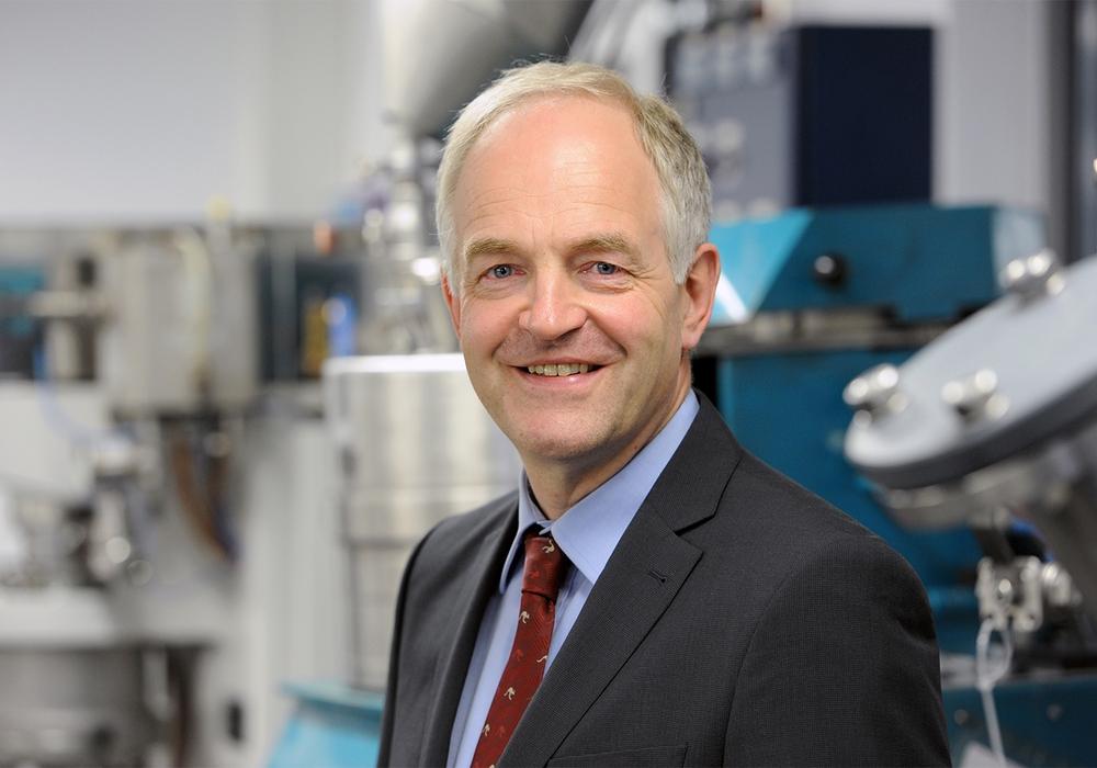 Prof. Dr.-Ing. Arno Kwade. Bildnachweis: Frank Bierstedt/TU Braunschweig