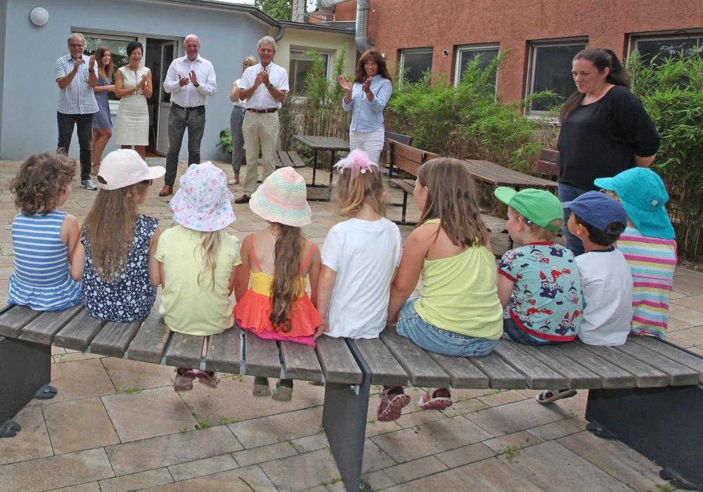 Vielfältige pädagogische Konzepte im Kinder- und Familienzentrum sind an der Tagesordnung. Foto: Betriebsrat Volkswagen AG