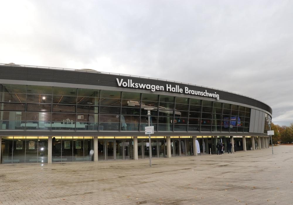 Volkswagenhalle Braunschweig behält ihren Namen auch weiterhin. Symbolbild.