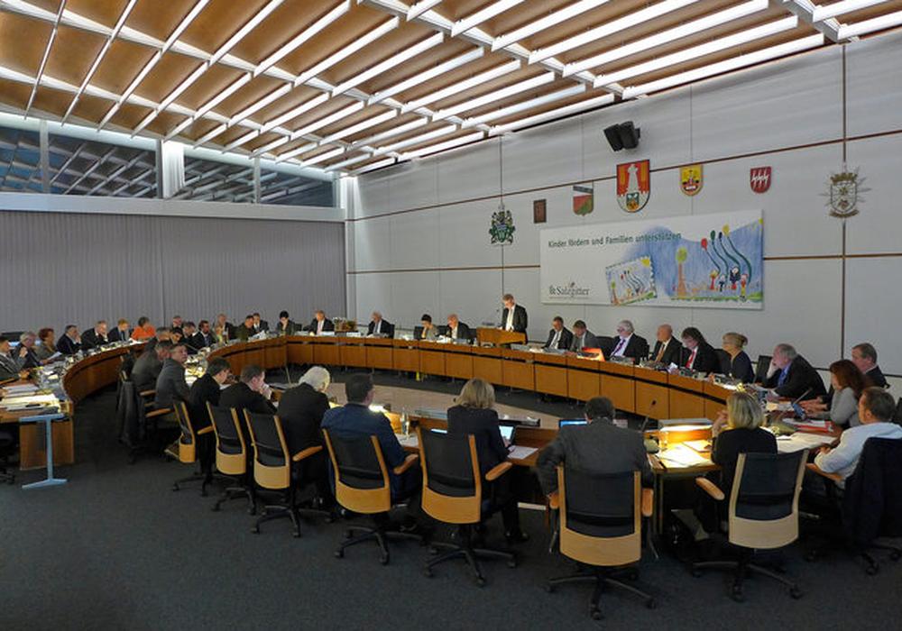 Die nächste Ratssitzung findet am 24. Oktober statt. Foto: Stadt Salzgitter
