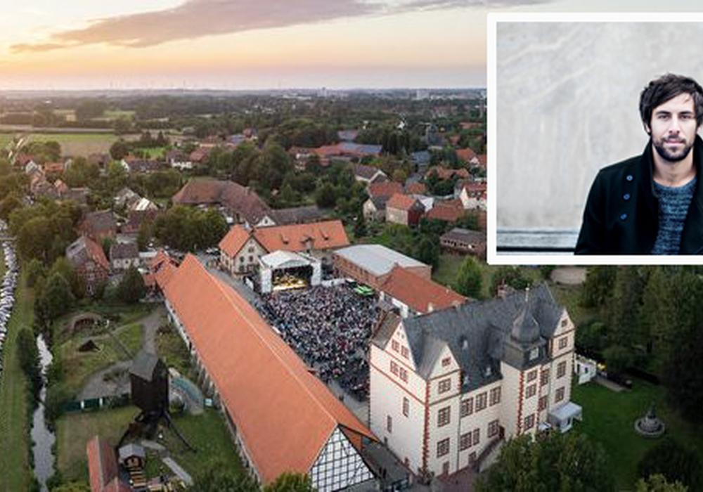 Max Giesinger wird im Rahmen des Kultursommers in Salder auftreten. Foto: Stadt Salzgitter/ Andre Kugellis / Klaus Sahm