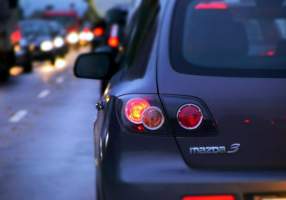 Auf dem Neuen Weg staut sich momentan der Verkehr. Symbolfoto: Pixabay