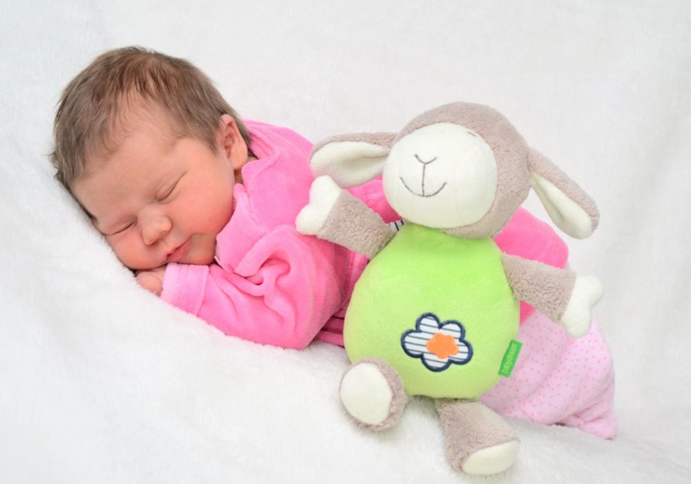 Alia Samira Wattenberg. Foto: babysmile24.de