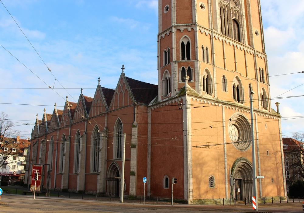 Die St. Katharinenkirche. Foto: Archiv/Sina Rühland