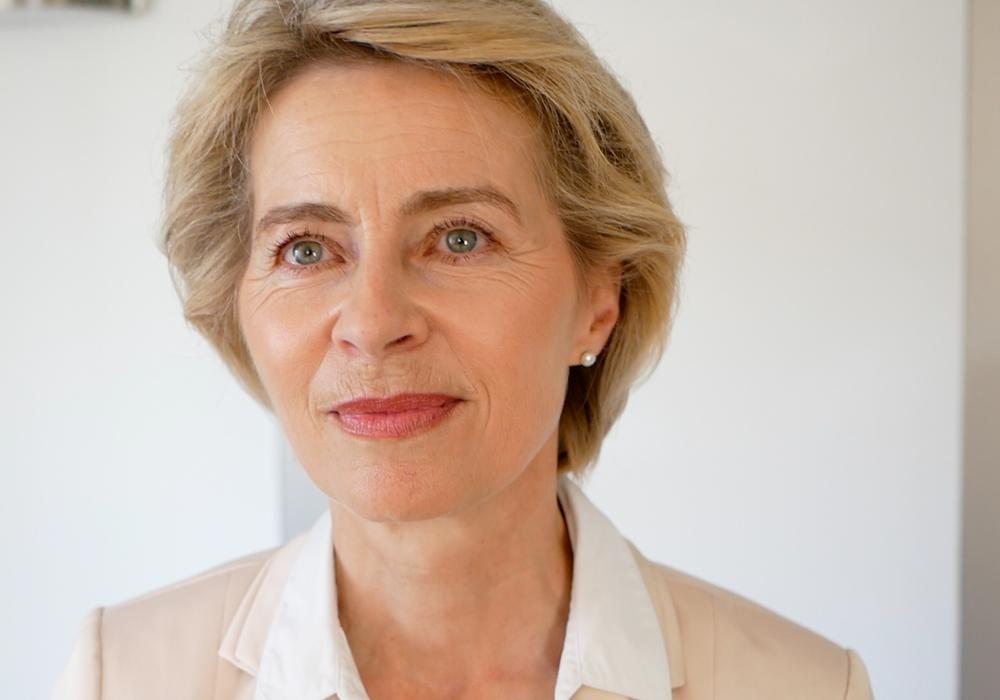EU-Kommissionspräsidentin Ursula von der Leyen. (Archivbild)