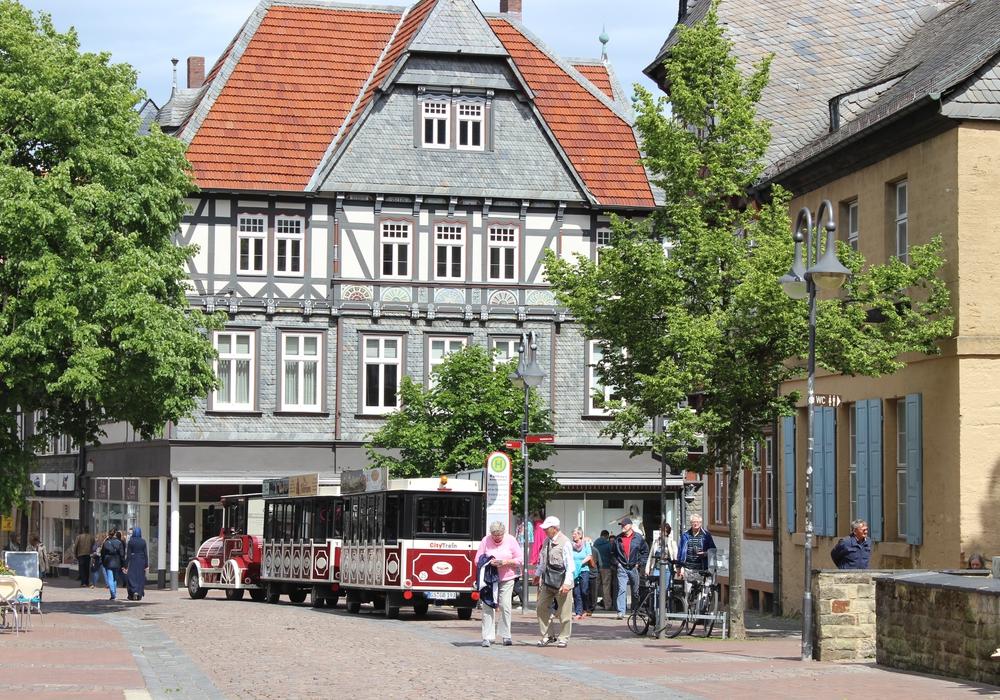 In Goslar sind auch mehrere verkaufsoffene Sonntage für 2020 geplant. Archivbild