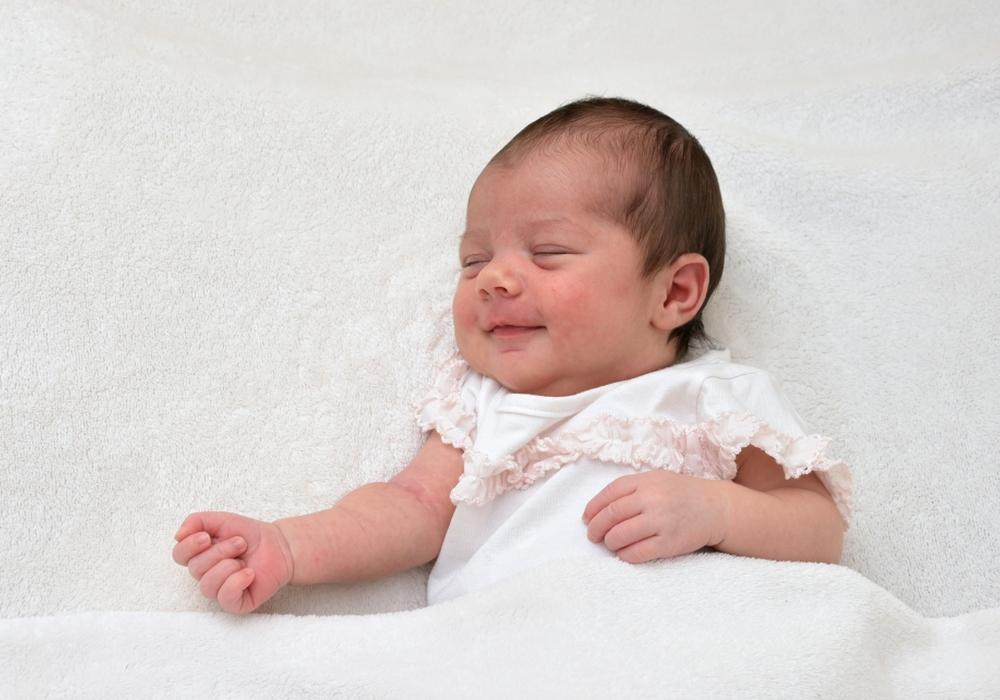 Willkommen: Zoe Sophia Walter. Foto: babysmile24.de