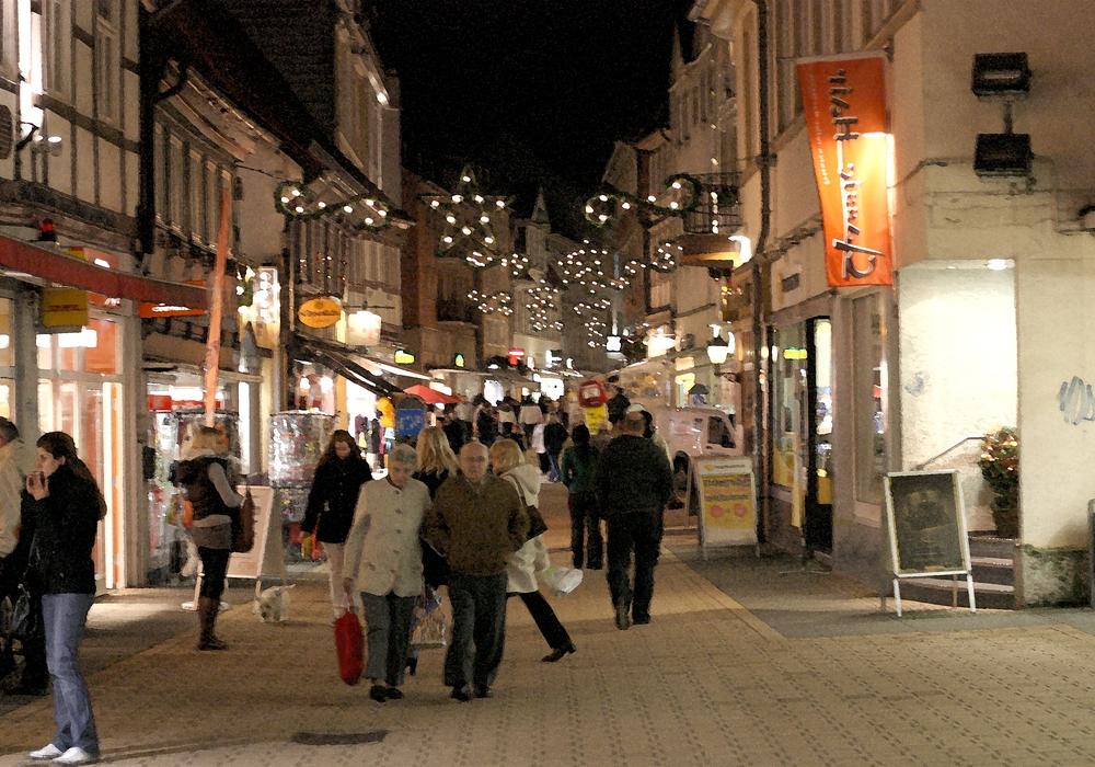 Die Angebots-Vielfalt in der Helmstedter Innenstadt soll erhöht werden. Foto: Volker Linne