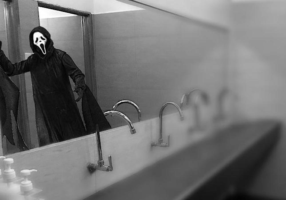 Treibt sich der Ghostface Killer auch in Salzgitter rum? Symbolfoto: Pixabay/Nick Wenkel