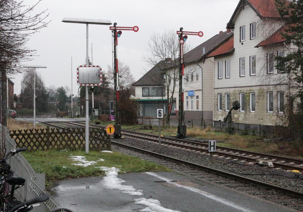Was zieht zukünftig in das historische Bahnhofsgebäude ein?Symbolbild: Robert Braumann