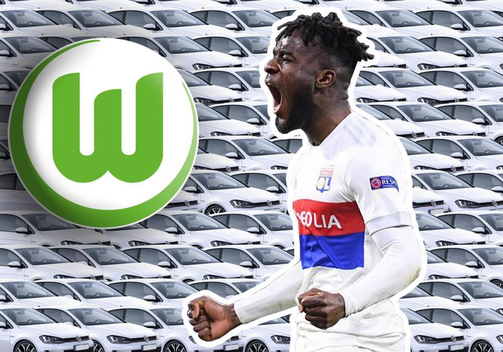 Bezahlt der VfL Wolfsburg wirklich 20.000.000 Euro für Maxwel Cornet. Fotos: Vollmer/imago
