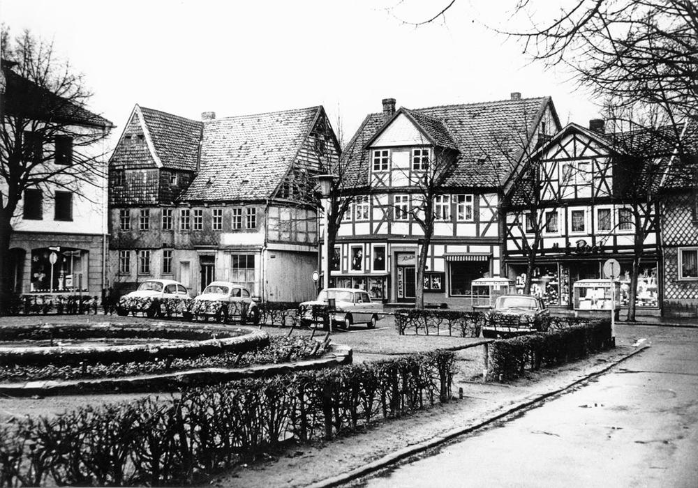 Eine alte Ansicht von Salzgitter-Bad. Foto: Stadt Salzgitter