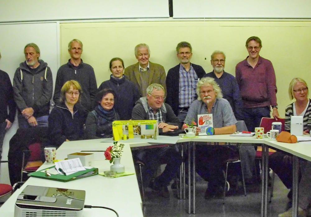 Die Mitglieder des Asse II-Koordinationskreises. Foto:  Asse II-Koordinationskreis