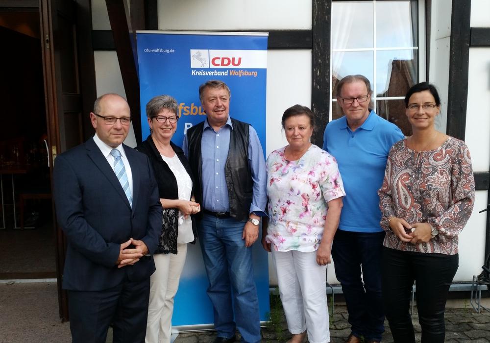 Der Kreisverband der CDU traf sich zum Kreisparteitag. Foto: CDU Wolfsburg