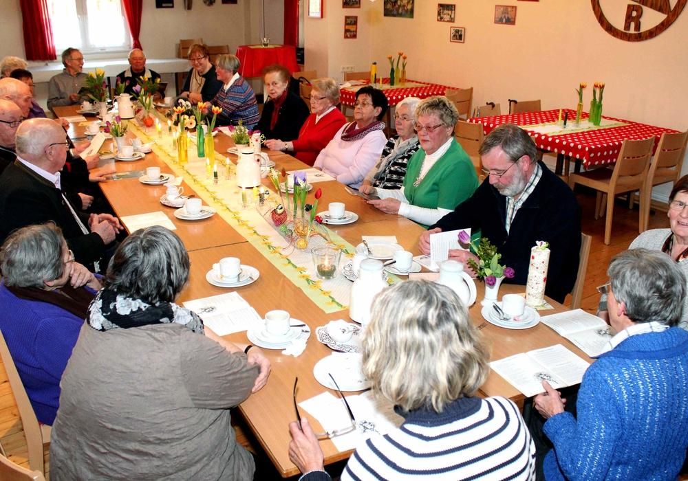 Der Seniorenkreis Roklum trifft sich am 5. April. Foto: Bernd-Uwe Meyer