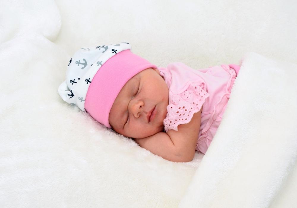 Willkommen, Ella Lirijana Nohl. Foto: babysmile24.de