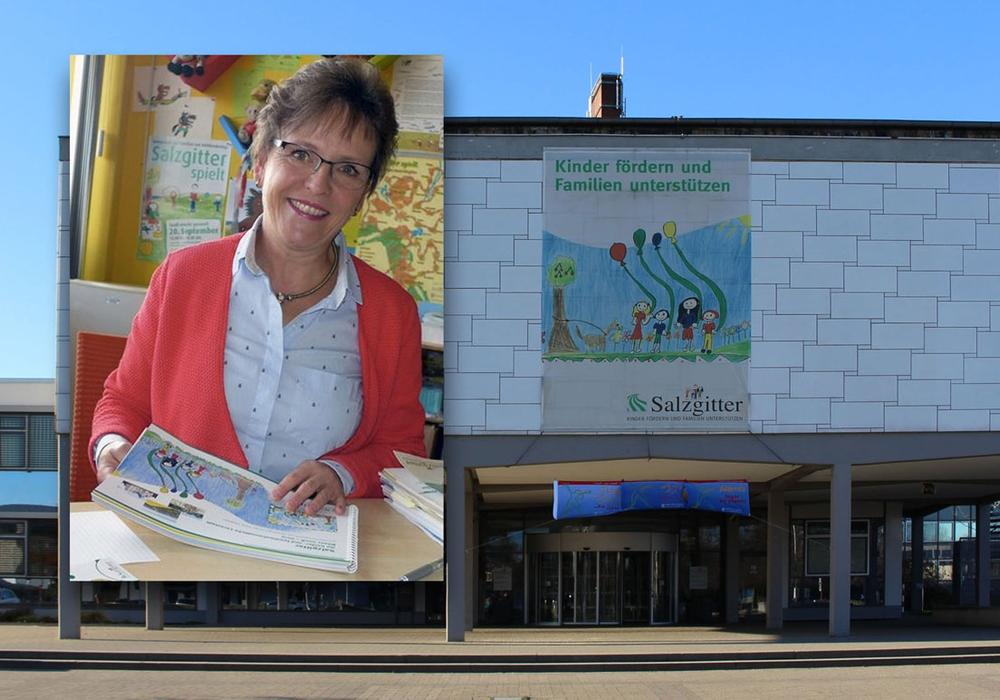 Kinder- und Familienbeauftragte Sylvia Fiedler. Foto: Stadt Salzgitter; Alexander Panknin