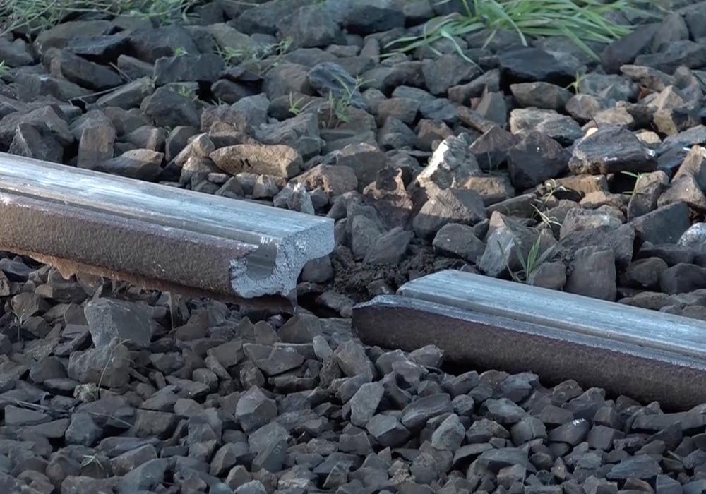 Nach einem Schienenbruch ist am Mittwoch eine Straßenbahn entgleist, Foto: aktuell24(DC)