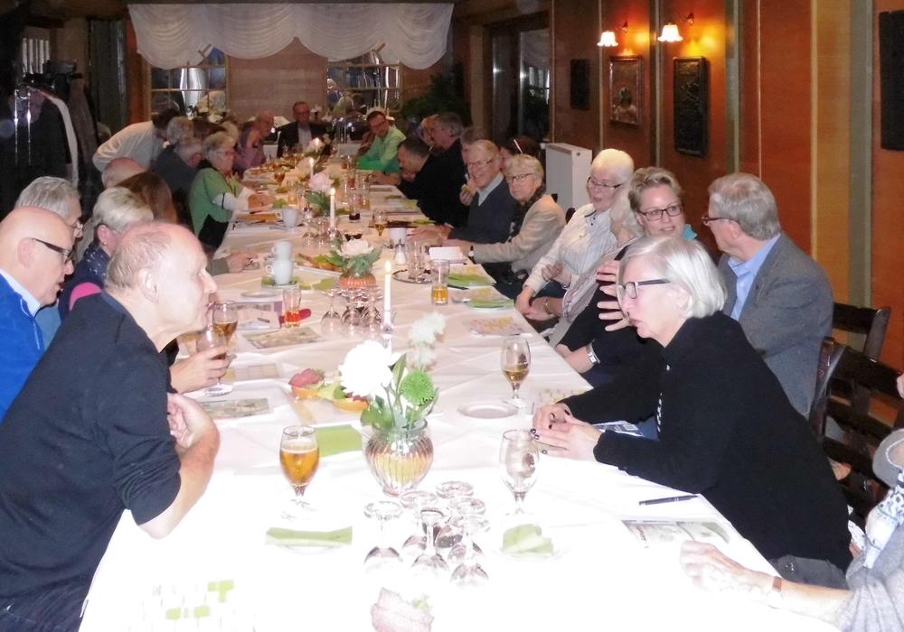 Mitgliederversammlung des Gärtnermuseums Foto: Andreas Meißler