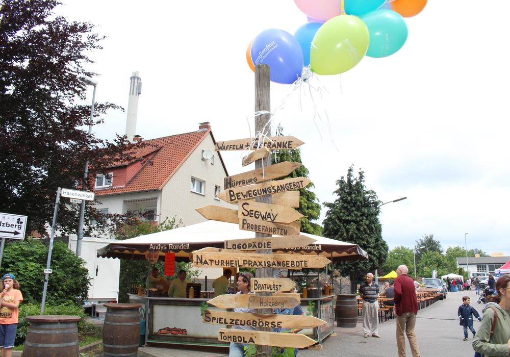 Das sommerliche Straßenfest lockt mit Live-Auftritten, Workshops und kulinarischen Angeboten. Foto: Jan Borner